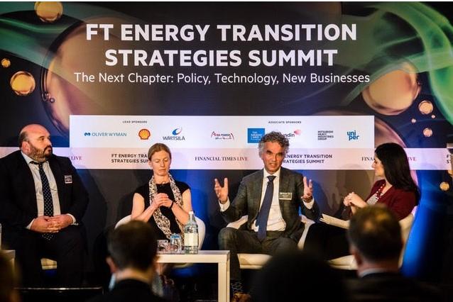 Mark van Baal in Financial Times Energy Transition Summit