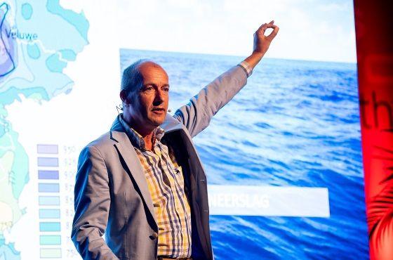 Reinier van den Berg op 'Let's improve together' innovatieseminar Royal Brinkman